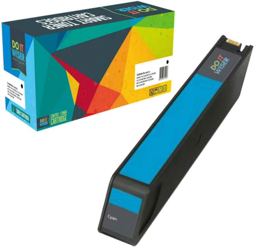 Do it Wiser Compatible Ink Cartridge Replacement for HP 972X 972 HP Pagewide Pro 477dw 477dn 577dw 577z 452dn 452dw 552dw P55250dw P57750dw (10,000 Pages Black)