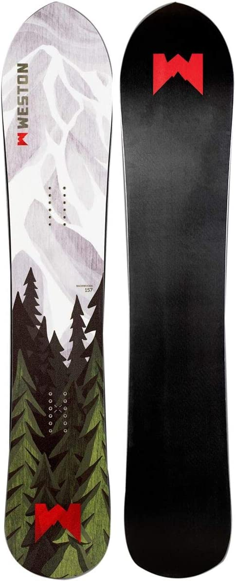 Weston Snowboards Backwoods Snowboard - Men's