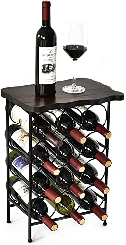 WELLAND Laura 12 Bottle Wine Rack