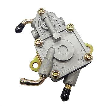 Fuel Pump For YAMAHA Rhino 450 660 UTV YXR450 YXR660 LINHAI260 Yamaha Rhino Fuel Filter Replacement on
