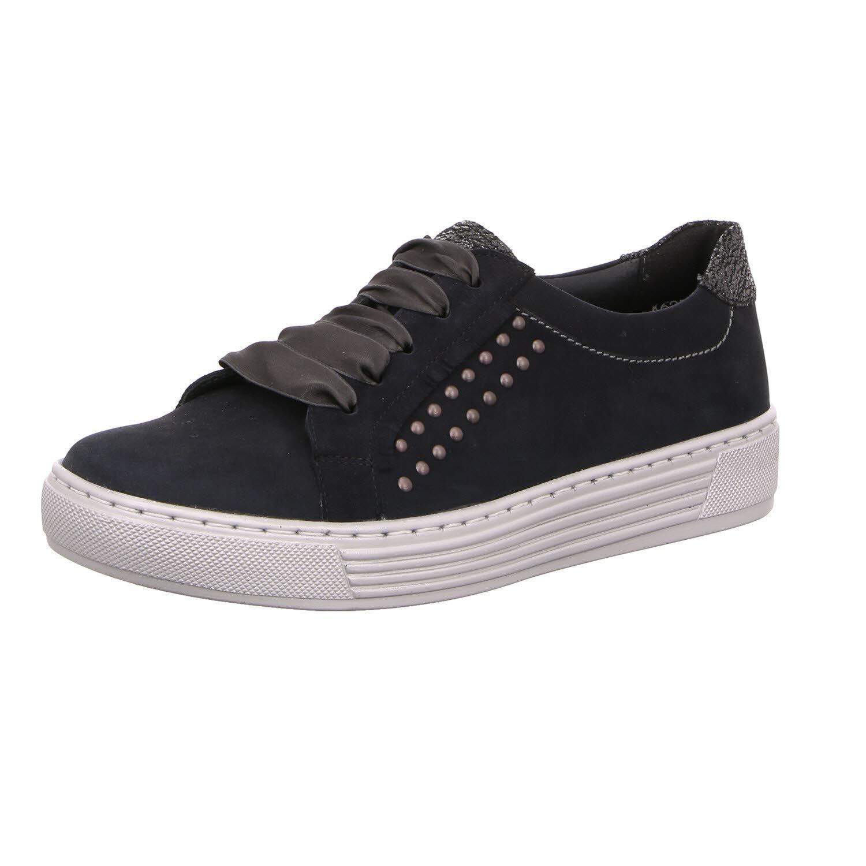 Solidus - Zapatos de Cordones para Mujer 41 EU Azul