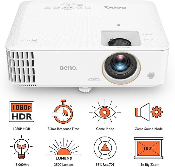 Benq Th550 Full Hd Home Entertainment Projector Elektronik