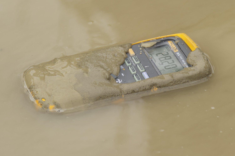 Fluke 28 II True-RMS Rugged IP 67 Industrial Digital Multimeter by Fluke (Image #5)