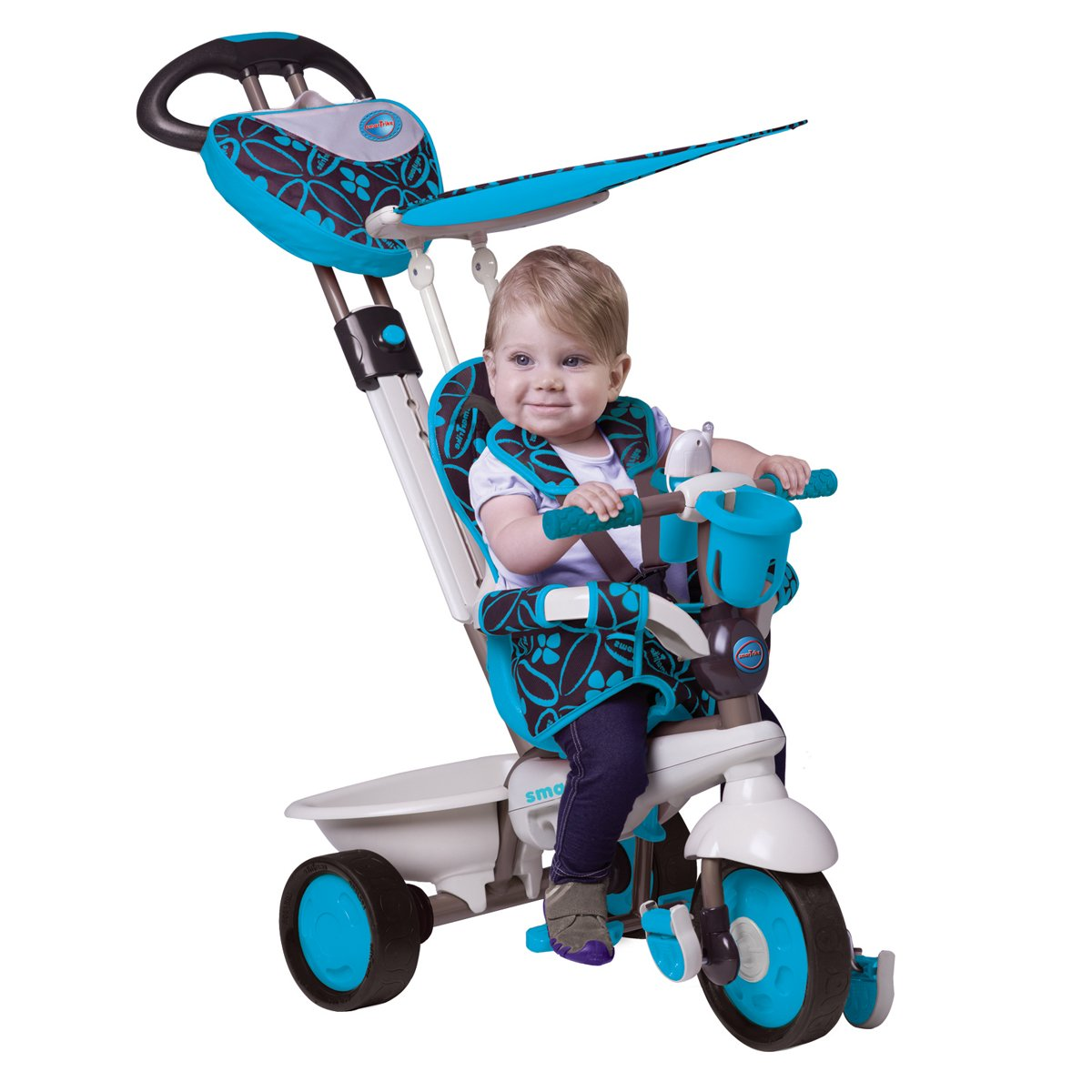 smarTrike Dream 4 in 1 Baby Trike