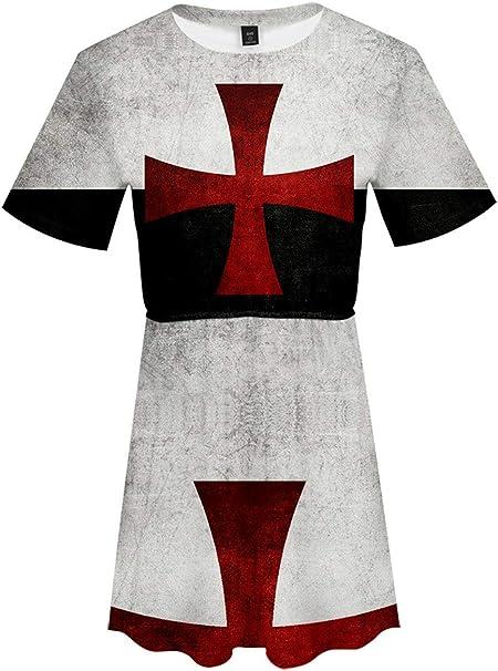 Disfraz de Caballero Adulto Sudadera con Capucha Medieval ...