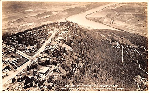 Town of Lookout Mountain Chattanooga, Tennessee postcard