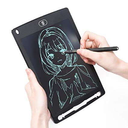 Amazon com: LCD Writing Tablet, 8 5 inch Electronic Drawing