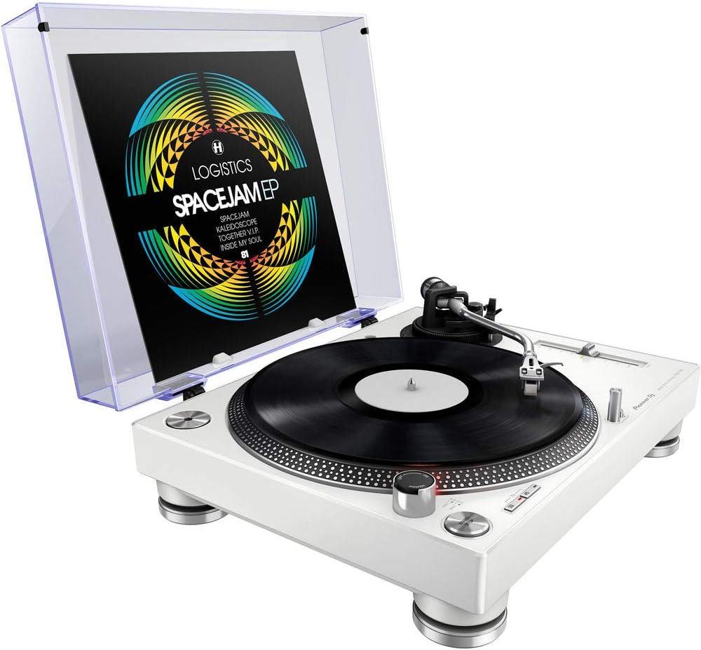 Best Turntable Under $500 - Pioneer PLX-500-W
