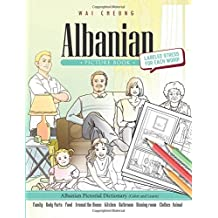 Albanian Picture Book: Albanian Pictorial Dictionary (Color and Learn)