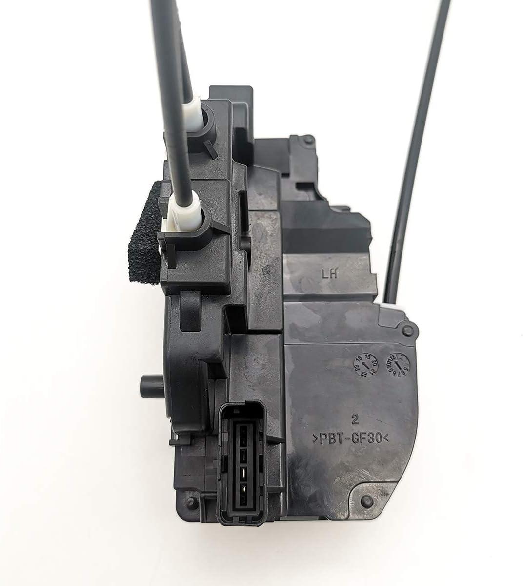 Cheriezing Door Lock Latch Actuator Assembly Rear Right Passenger for 2007-2013 Nissan Versa 937-283