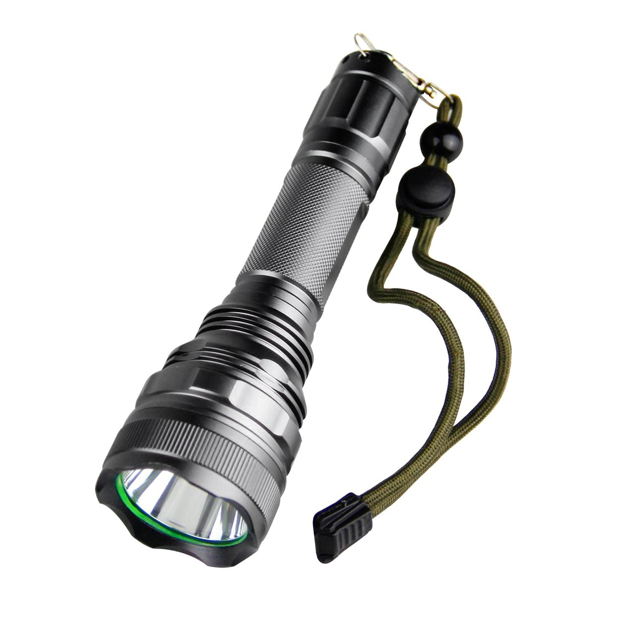 TOPIA STAR Powerful Flashlight, Ultra Bright Led Flashlights,Water Resistant Rechargeable Tactical Flashlights