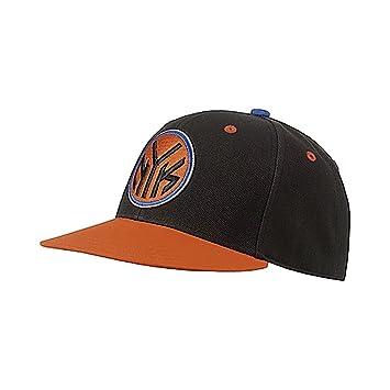 adidas-Gorra, diseño de New York NBA Equipada Knicks: Amazon.es: Deportes y aire libre