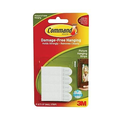 Command para colgar cuadros de enclavamiento Fasteners: Amazon.es ...