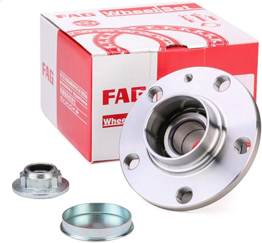 FAG 713 6104 90 Jeu de roulements de roue