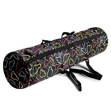 Lixada Bolsa de Yoga Mat Impermeable con Cremallera y ...