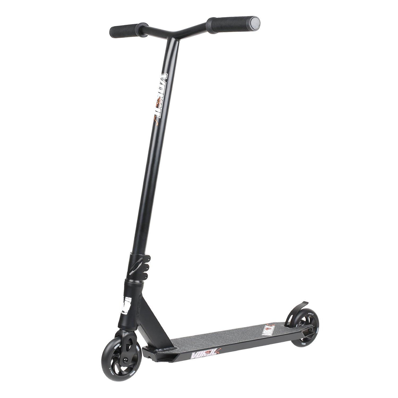 amazon com fuzion z300 pro scooter complete 2017 black
