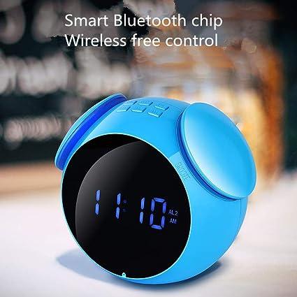 MESST Altavoz inalámbrico Bluetooth, Mini subwoofer ...