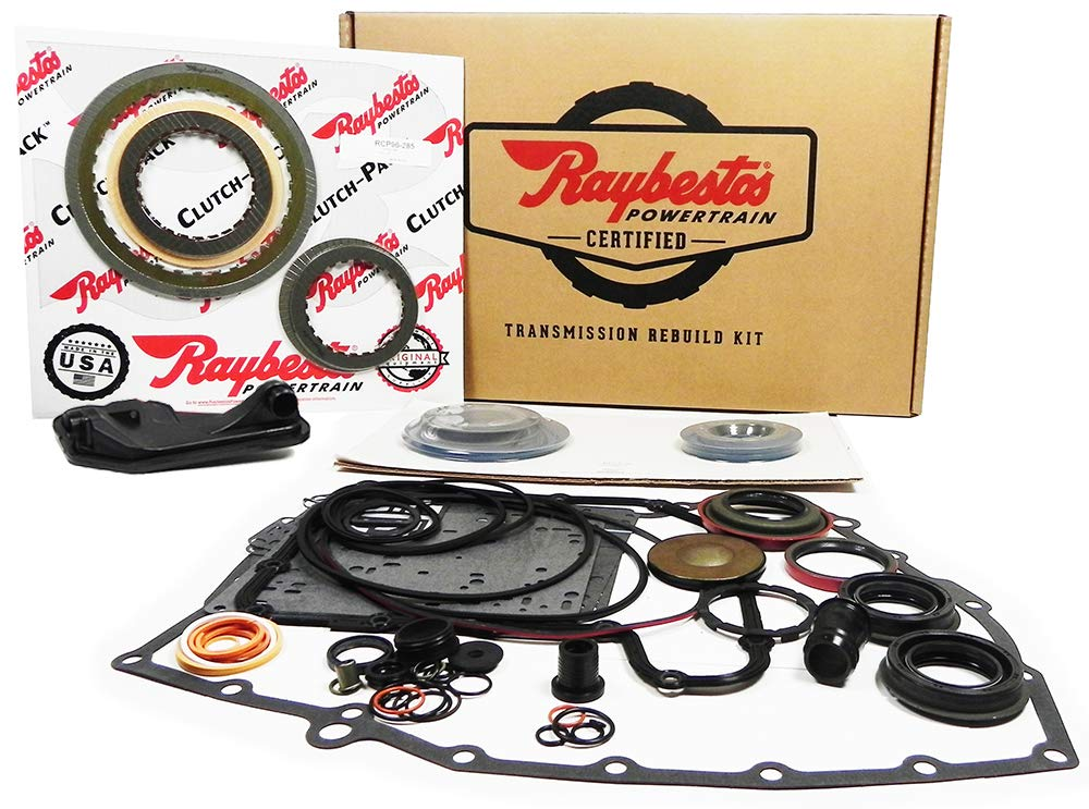 CD4E 03-0 BK AUTOMATIC TRANSMISSION REBUILD BANNER KIT LESS PISTONS