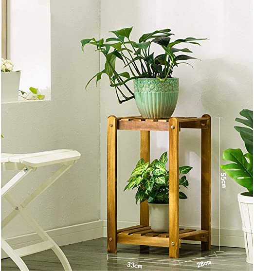 Garden Mosaic 3 Shelves Plant Flower Pot Stand Display Rack Storage Unit