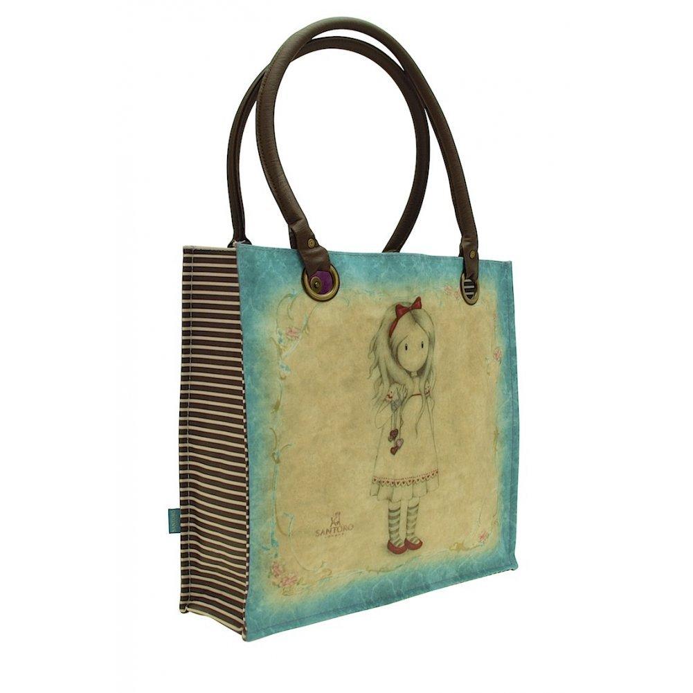 Amazon.com: Gorjuss Grande Shopper Bag – Pulling del ...