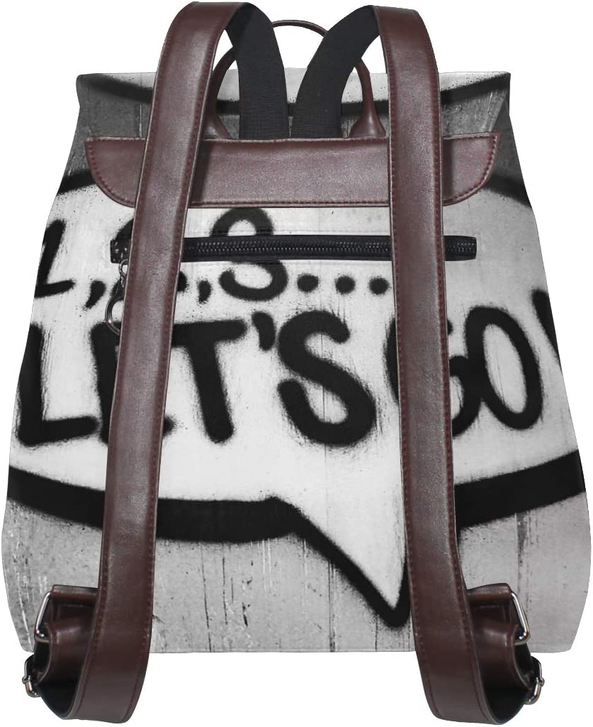 Shopping Bag School Bag Travel Bag Backpack Storage Bag For Men Women Girls Boys Personalized Pattern Graffiti Art