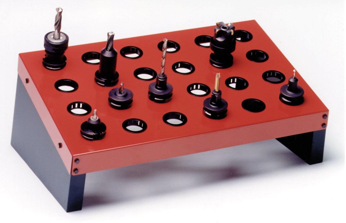 CNC Tool Platform, 40 Taper, 27 1/4 Wx11 H