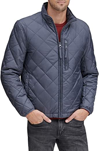 Marc New York by Andrew Marc Men's Humboldt Quilted Jacket with Removable Lining