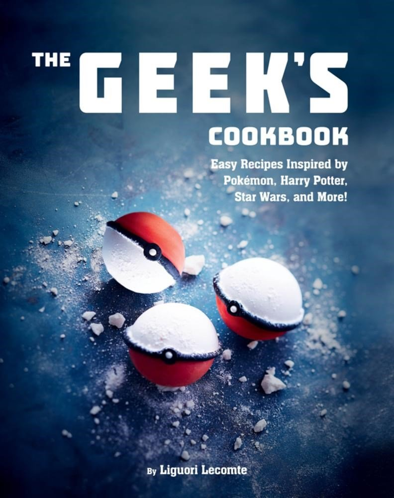 Image result for the geek's cookbook