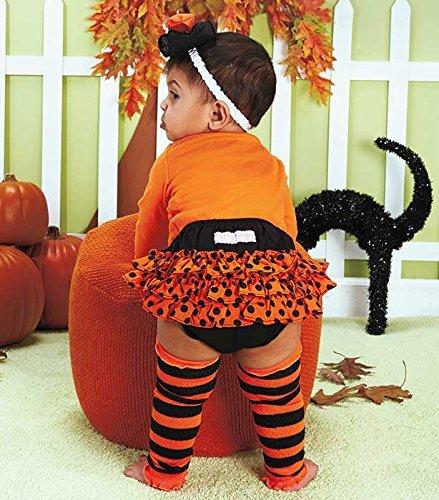 Halloween Bloomers (Ruffly Rumps™ Halloween Bloomers & Legwarmers (6-12 mos.))