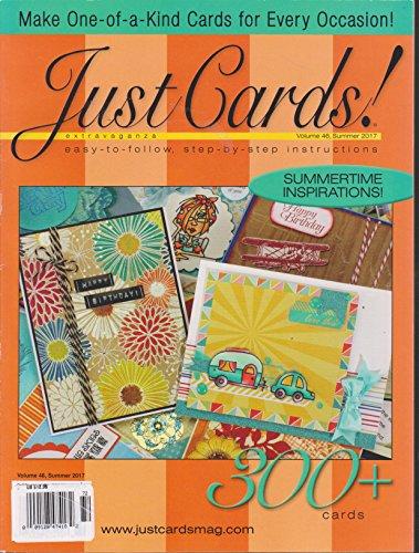 (Just Cards Magazine Summer 2017 )
