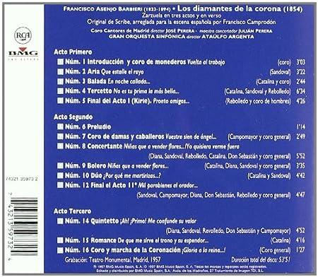 Various Artists - Los Diamantes De La Corona - Amazon.com Music