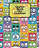 img - for Sketch Book For Children: Emoticons Kid's Unlined Journal with Small Pictures | Draw, Write, Doddle, Diary, Jotter, Blank pages| 100 pages | 7.5  x ... Notebook (Kids Blank Collection) (Volume 7) book / textbook / text book