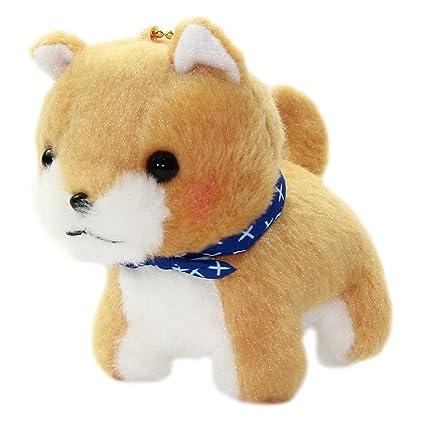 Amazon.com: Amuse - Llavero de peluche para perro, diseño de ...
