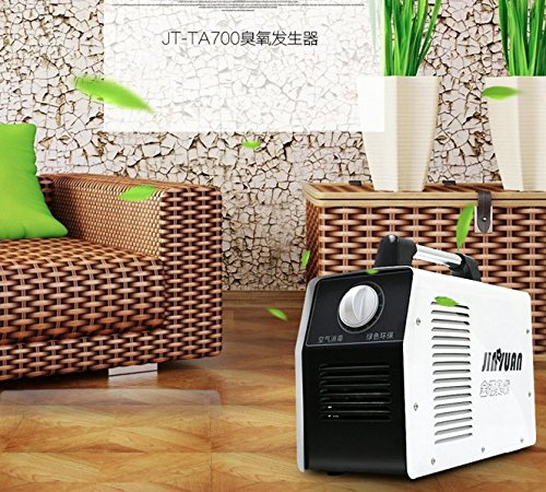 Potable Ozonizer Ozone Maker Ozone Generator 7g/h 220V  Able to use it in the air, hospital, lab, Beauty center, Salon, pet house, home by Gerneric (Image #2)
