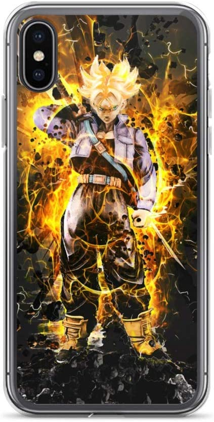 DRAGON BALL TRUNKS WITH SWORD iphone case