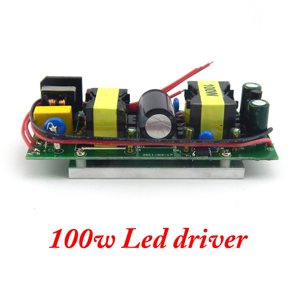 E-age High Power 100w Led Driver 85-265v for Led Floodlight
