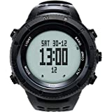 EZON Men's Hiking Outdoor Sports Watch with Altimeter Barometer Compass Thermometer Waterproof