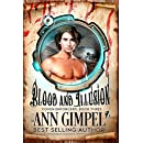 Blood and Illusion: Paranormal Romance--With a Steampunk Edge (Coven Enforcers Book 3)
