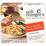 Dr Praegers Four Potato Hash Browns, 9 Ounce -- 6 per case