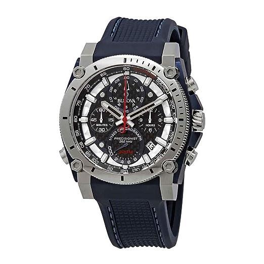 1922ad56d2e7 Bulova 98B315 Precisionist - Reloj para Hombre (46 mm