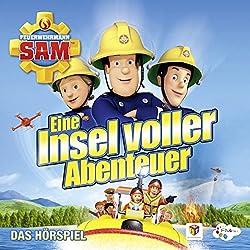 Eine Insel voller Abenteuer (Feuerwehrmann Sam, Folgen 90-94)