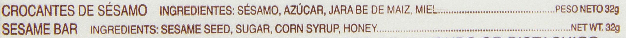 Joyva Sesame Bars, 1.125-Ounce Bars (Pack of 36) by Joyva (Image #3)