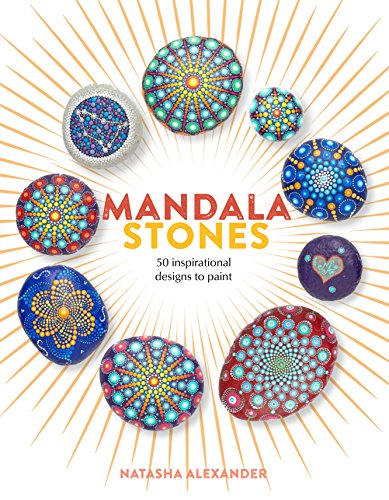 Mandala Stones  Inspirational Designs To Paint