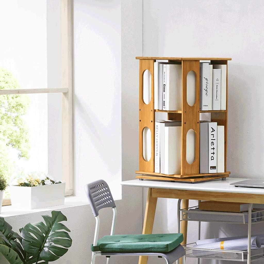Biblioth/èque tournante cr/éative biblioth/èque multi-couche des enfants de plancher de Tableau moderne simple