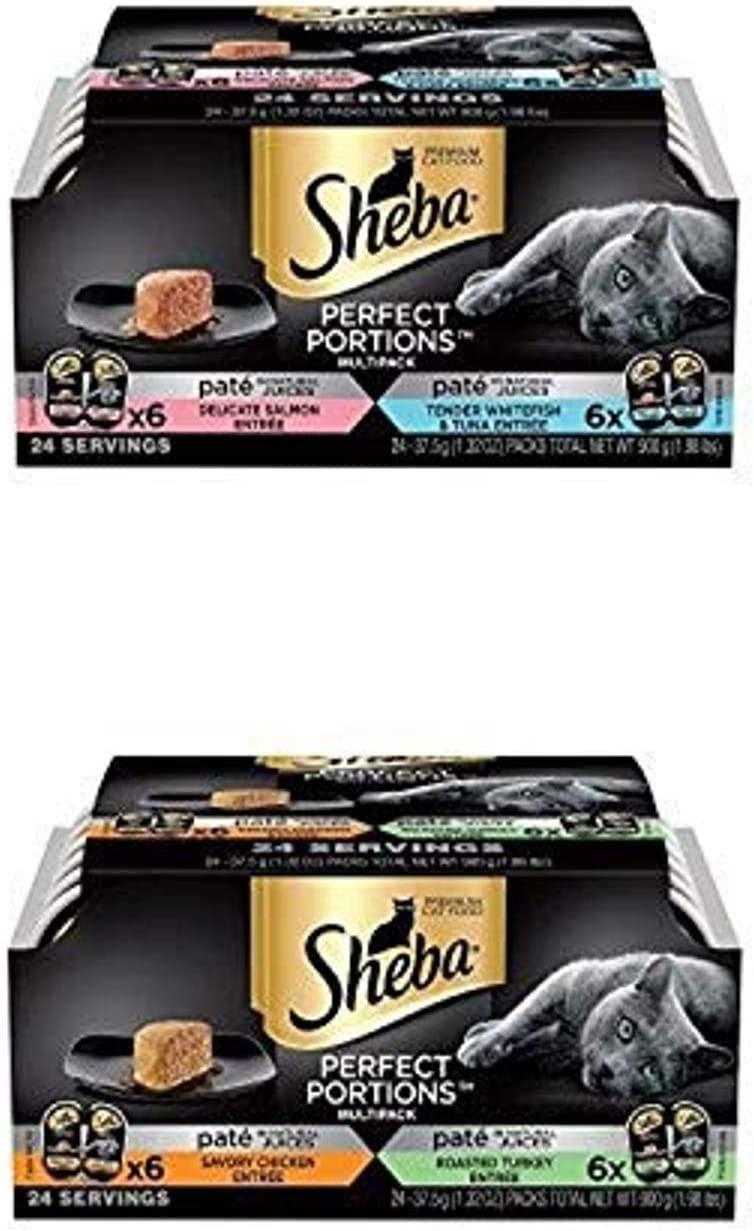 Sheba Fish And Chicken Bundle