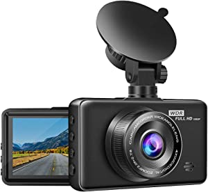 Dash Cam 1080P FHD Innosinpo Dash Camera for Cars 3 Inch Dashboard Camera Recorder with IR Night Vision Sweepstakes