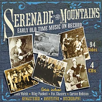 amazon serenade in the mountains various artists ブルーグラス