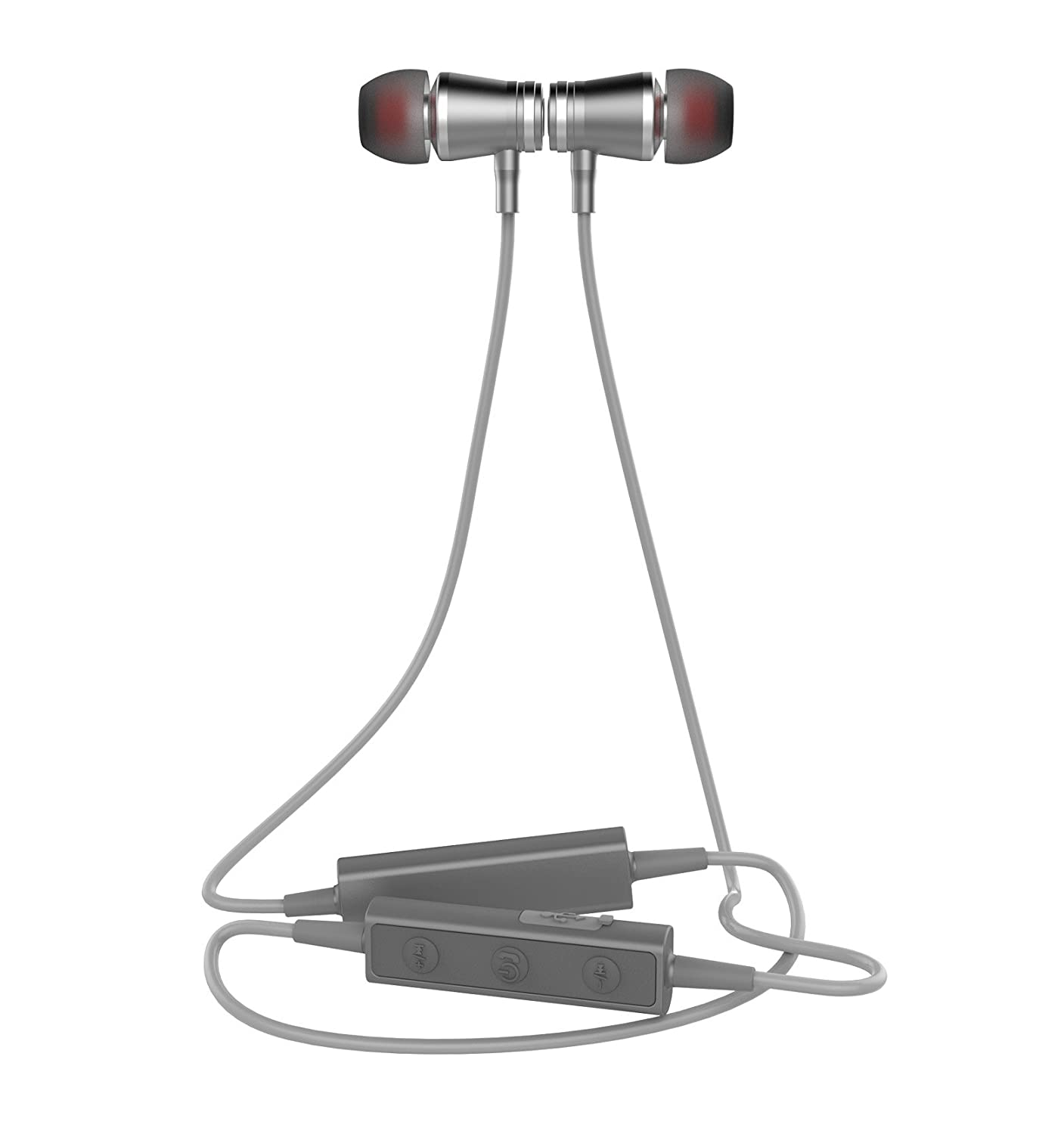 Amazon.com: BlueBee Auriculares Bluetooth magnéticos: Cell Phones & Accessories