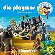 Reise in die Steinzeit (Die Playmos 27) | Simon X. Rost, Florian Fickel