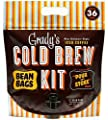 Grady's Cold Brew Iced Coffee Bean Bags (1 pack of 12 bags) 1.5 Lbs (24 Oz) by Grady's Cold Brew